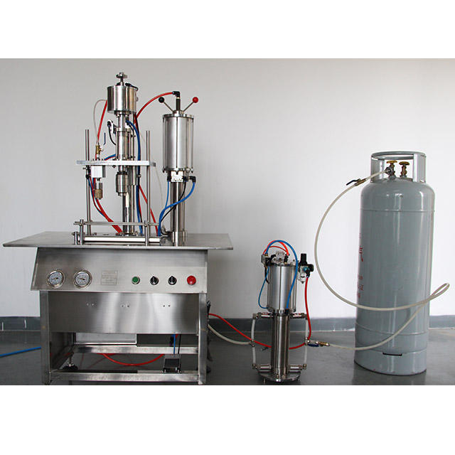 nitrogen gas filling vacuum packing machine filling balloon hydrogen gas cylinder