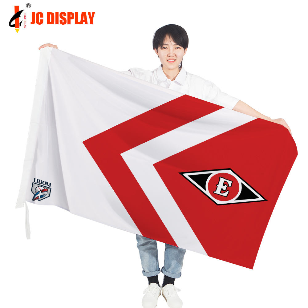 Factory Wholesale Outdoor Custom Business Flags 3x5 Outdoor Two Sided Custom Flag