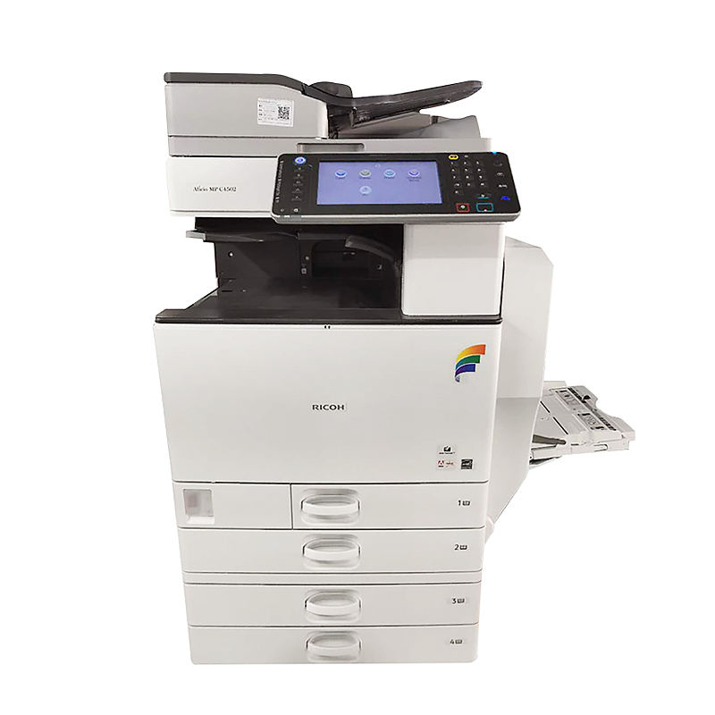 A4 Big Photocopy Machine for Ricoh C4502 C5502 Brand Photocopier A3 Cheap Used Photocopy for Sale mpc4503 mpc5503