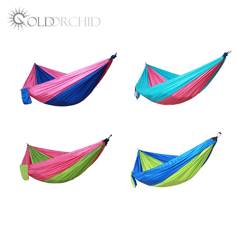 Wholesale Outdoor Camping Hammocks Lightweight Durable Hammock