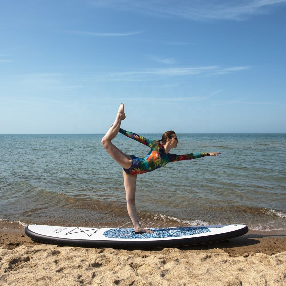 Super lighet wood longboard surfboard ten toes inflatable paddle board surf core paddle boards