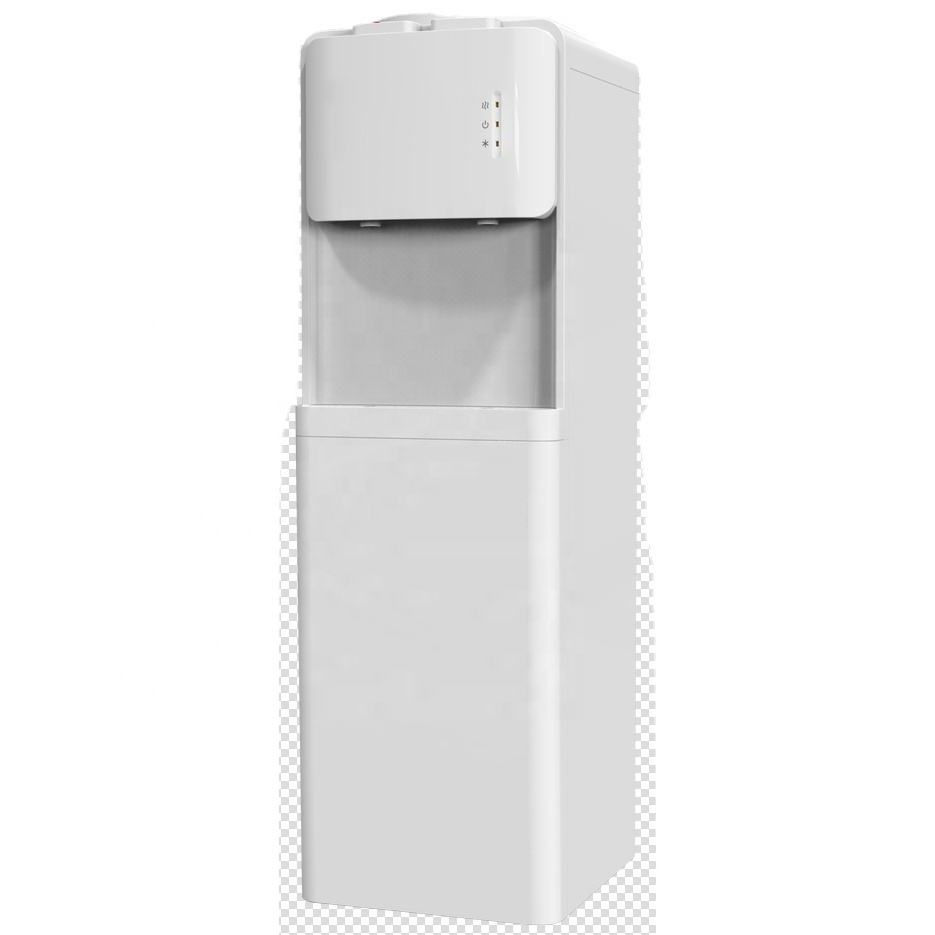 New bottle top loading water dispenser /cheapest hot and cold standing water dispenser with cabinet