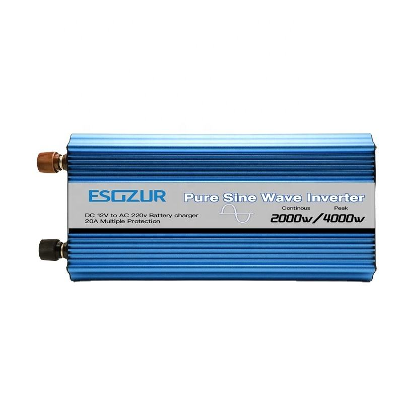 Soft Start Dc 12v 24v 48v 72 Volt To Ac 110v 220v 230v 240v solar panel system Pure Sine Wave car Power Inverter 300watts To 300