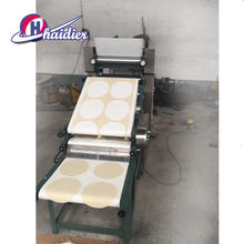 automatic flat pita bread/ tortilla/arabic bread making machine