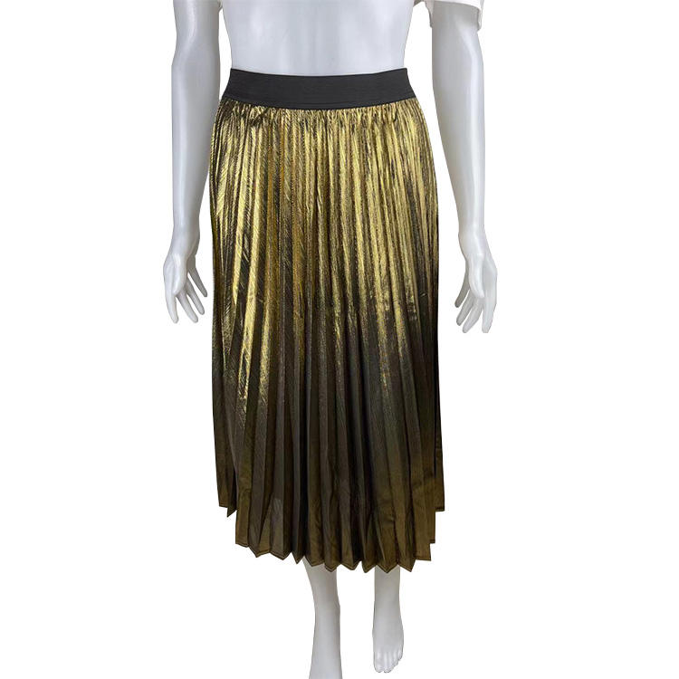 Wholesale custom skirts high quality clothes women dresses ladies casual clothes skirts