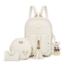 Students Bags New Style Soft Fabric Backpack Female Corduroy Design School Backpack For Teenage Girls Striped Backpack Women
