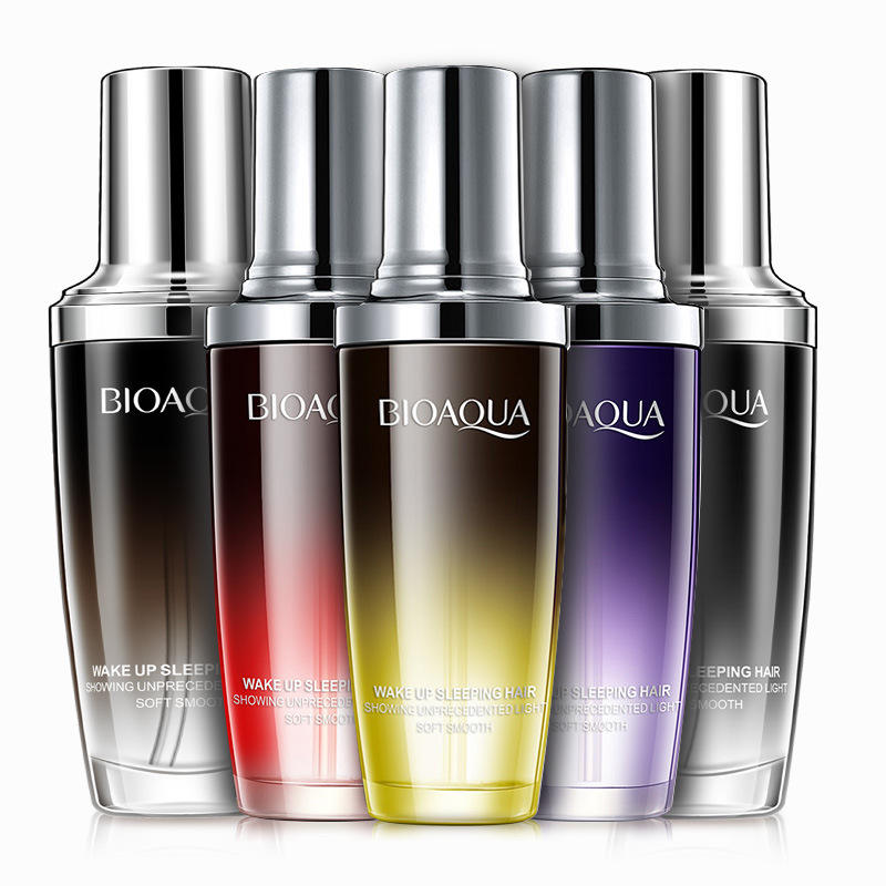 OEM ODM Bioaqua Fresh and fragrant Smooth frizz private label amla Nourishing hair essential oil