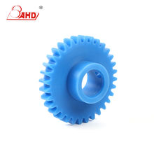Custom Made Machined Mold Nylon Wheel Gear Plastic Compound Gear