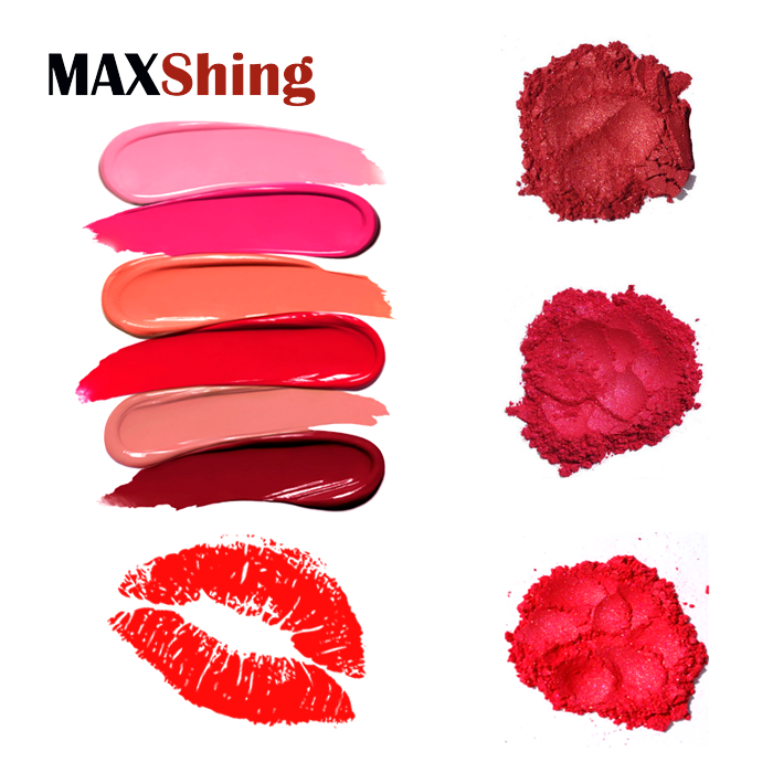 Lip gloss pigment powder high safety matte lipstick pigment DC Lake cosmetic pigment