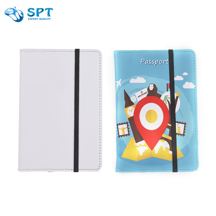 Low Moq Fast Delivery Travel Passport Holder Leather Fashion