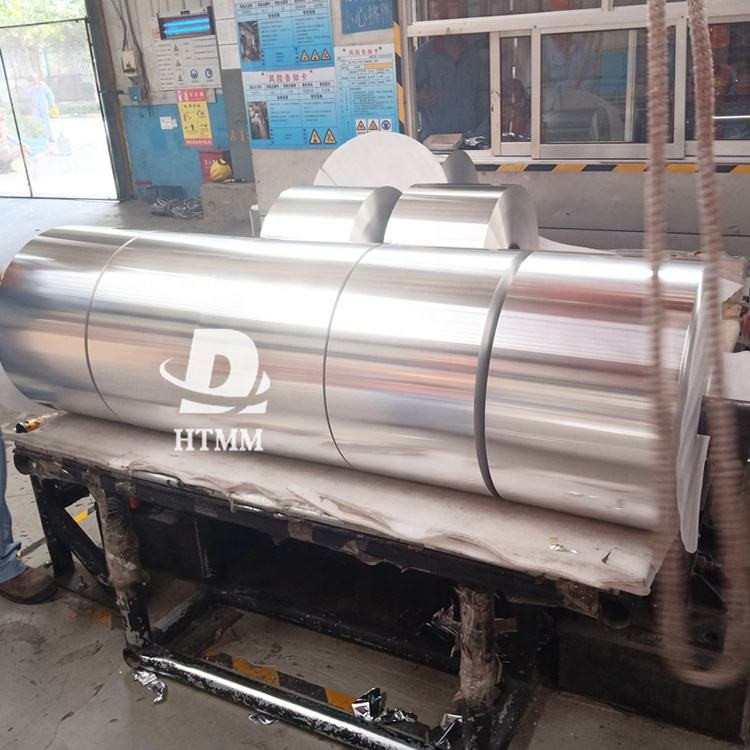 Aluminium foil raw material price from china