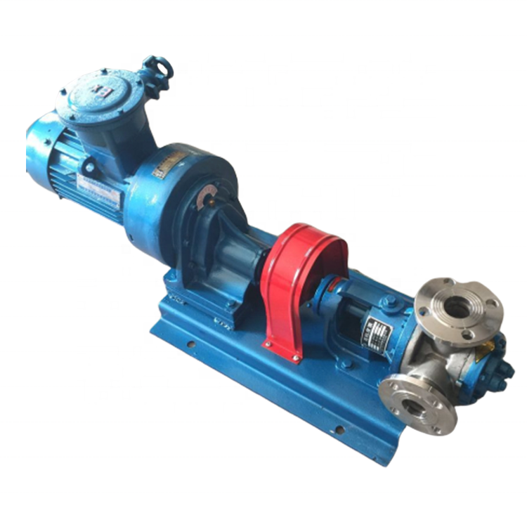China Big Factory Good Price high viscosity gear pump NYP high viscosity rotor pump hydraulic pressure pump