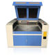 80w 100w 130w 150w mini 3d laser engraving machine price for acrylic fabric and cloth