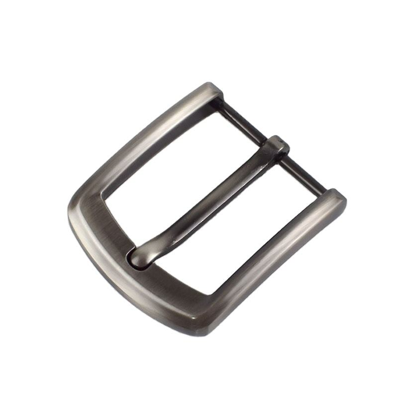 MeeTee DKGB963 40mm Men's Waistband Decoration High Quality Alloy Clasp Pin Buckle Belt Buckle