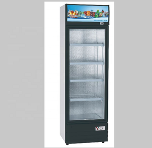 SC-260 vertical display cooler