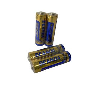 LR6 AA 2200mAh 1.5V environmental and stable for toys alkaline dry battery