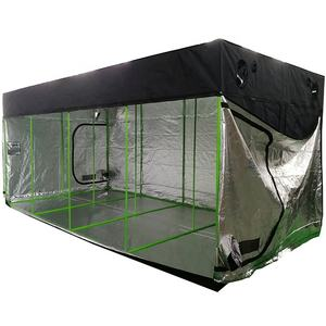 600x300x200cm Customized large size grow tent Indoor Hydroponics 99% Highly Reflective Fabric durable grow room