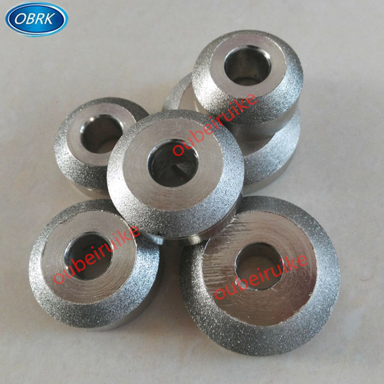 OBRK Valve Refaces Diamond Valve Refacer Wheels Diamond Grinding Wheel