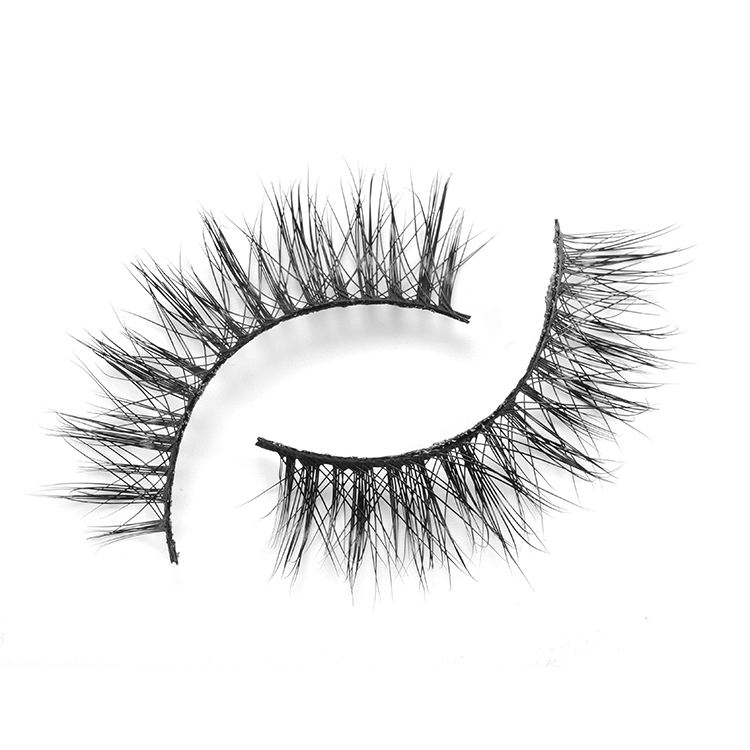 2020 LASHAP best sellers 3D siberian dramatic mink eyelash trays private label strip lashes