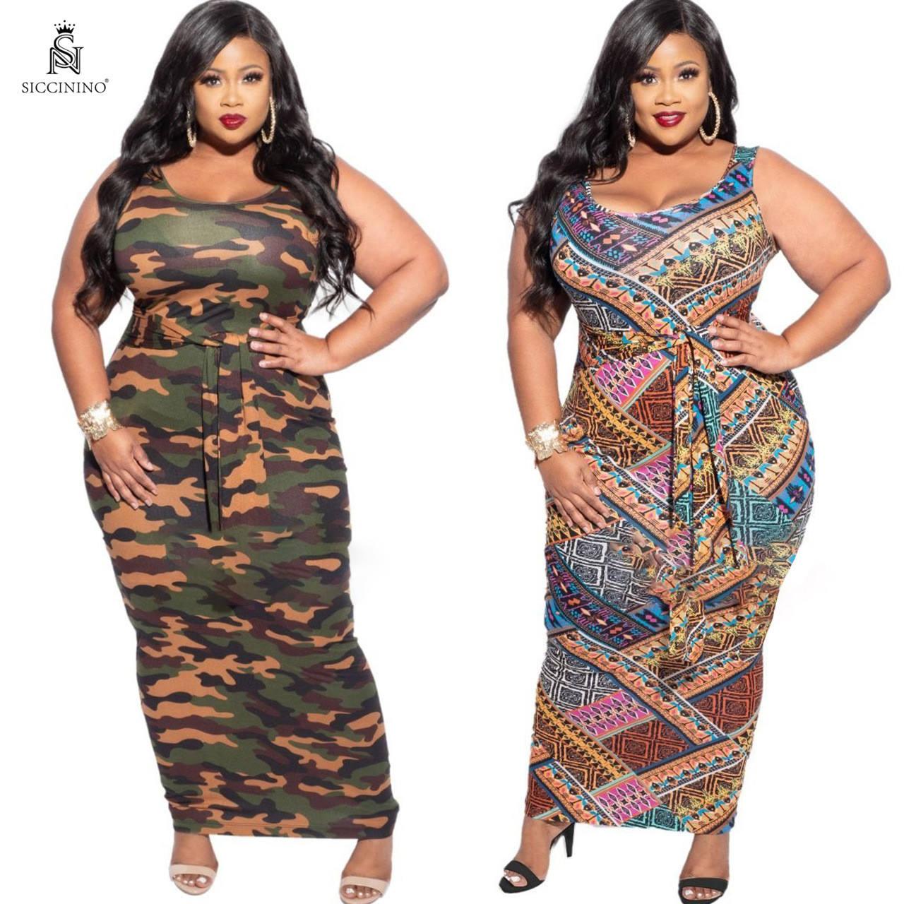 2021 new design factory price wholesale women's casual 5XL plus size dresses summer