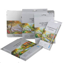 High quality 24 48 36 72 color  art and painting set