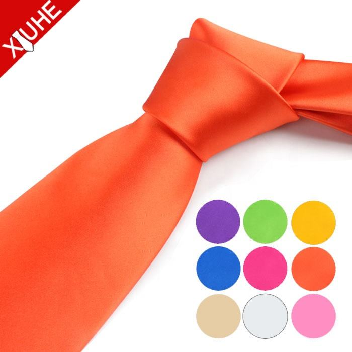 Wholesale Custom Your Logo Cheap Tie Plain Necktie Polyester Wholesale Cheap Neckties Print Neck Ties for Men