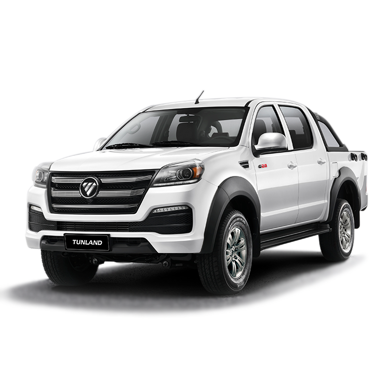 Factory Supply Used Foton Double Cabin Diesel 4x4 150km/h cargo pickup trucks for sale