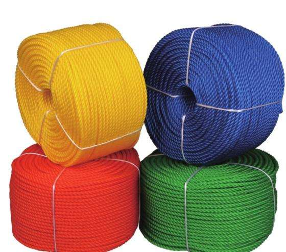 Wholesale Supplier of HDPE / PE Plastic Braided Ropes