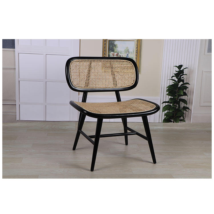 High Quality Rattan Cane Chairs For Outdoor Cane Leisure Chair