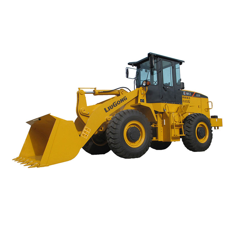 LIUGON 835H with 0.8 M3 bucket China factory supply directly High quality Wheel Loader