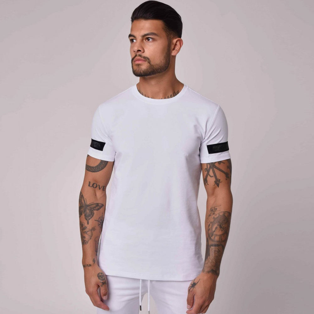 Soft Cotton Plain Designer 1 Dollar T shirts For Men