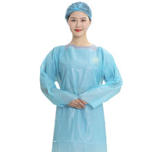 Chinese Factory price Disposable Medical coveralls fast delivery Chemical resistant suits Protecting coveral ce certificate