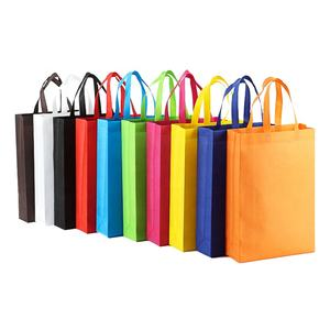 Custom Eco Promotional Non Woven Tote Shopping Bag