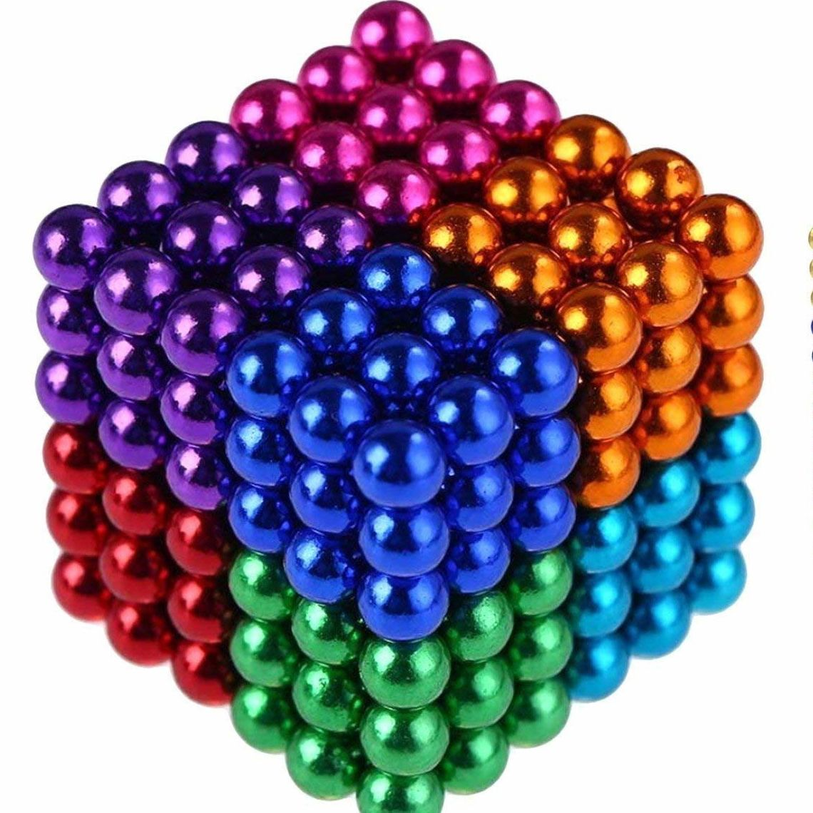 Amazon hot sale Magnetic balls education toy baby toy kids toy
