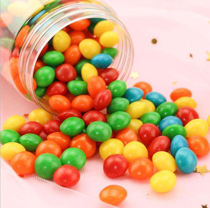 Candy Food Factory Colorful Kid's Soft Candy Fruity Flavor Jelly Candy for Children