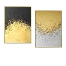 Printing Abstract Painting Canvas Framed Painting Wall Art Prints Modern Decorative Artworks
