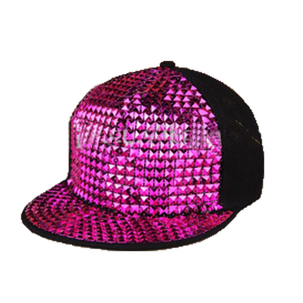 YZ Party spiked klinknagels hoed/hiphop rock snapback caps
