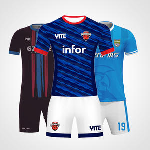 Soccer jerseys football shirt wholesale custom cheap sublimated soccer uniforms