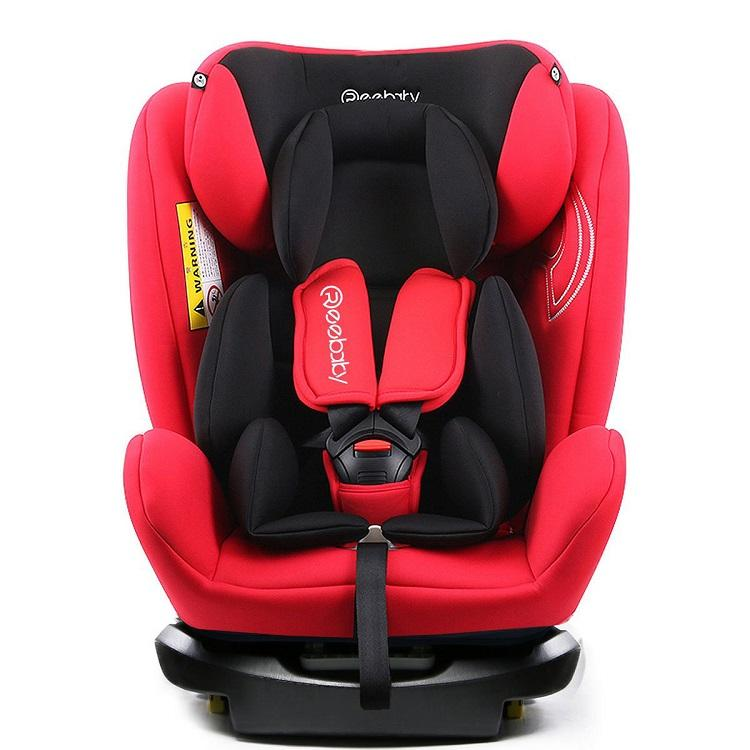 Comfortable portable baby car seat for travel