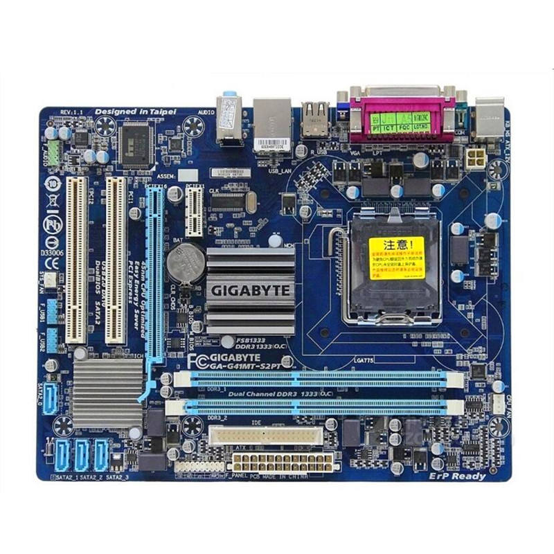GIGABYTE ,<span class=keywords><strong>ASUS</strong></span>,ACROCK G41chips Desktop <span class=keywords><strong>Motherboard</strong></span> G41 Sockel LGA 775 Für Core 2 DDR3 8G Micro ATX Original Verwendet
