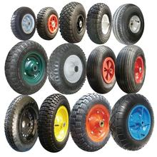 Pneumatic Inflatable Full Air Rubber Wheel and Tire