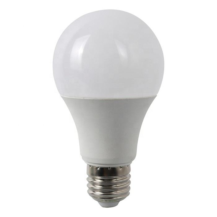 PC Cover Non Dimmable High Power 9W 800lm 3000-6000K A60 E27 E26 B22 Indoor LED Bulb