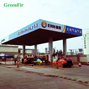 LNG/L-CNG Gas Filling Stations with Reasonable Price