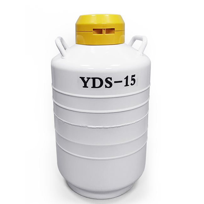 yds 2liters 2l/3l/5l/6l/10l/20l/ Liquid nitrogen ice cream cryogenic storage machine price