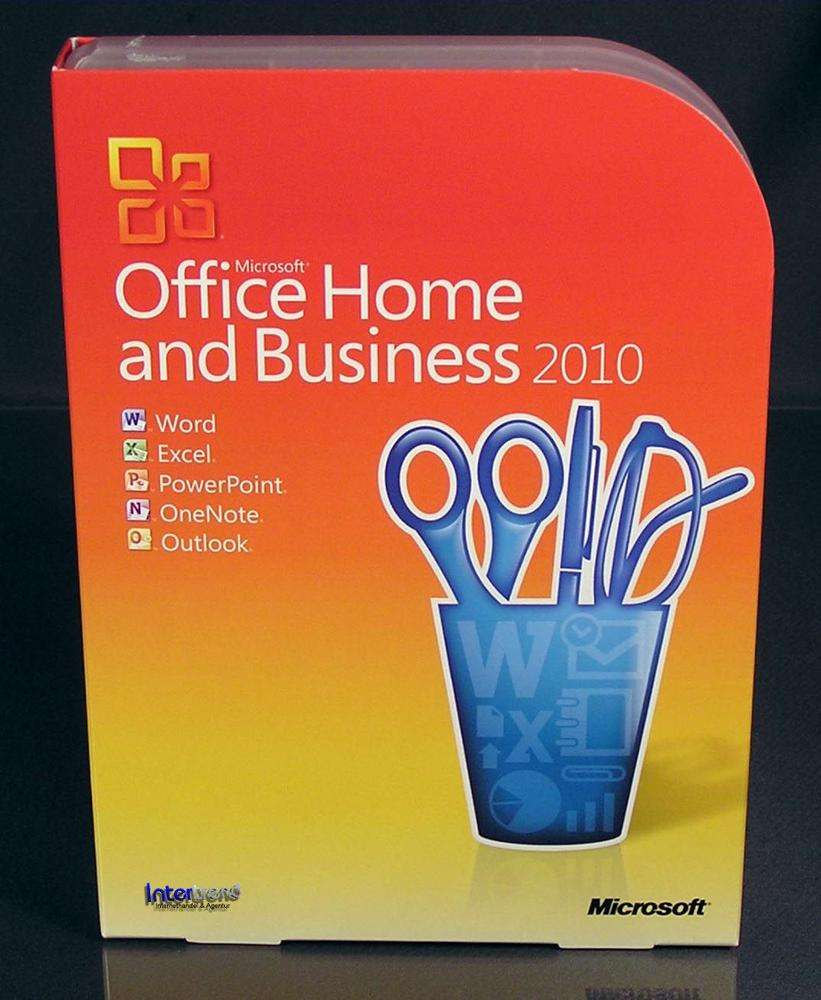 Home Business Edition Microsoft Office 2010