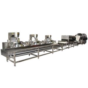 Industry Automatic Snack Food Machine Popcorn Production Line