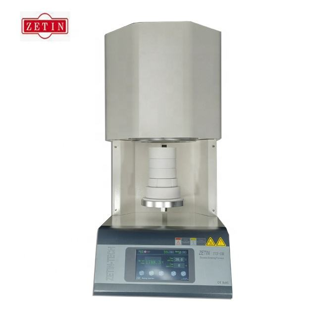 1650 Degree Big Capacity High Temperature Electric Ceramic Oven, Dental Zirconia Sintering Furnace