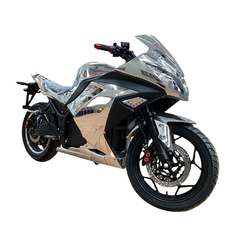 2019 New Fashion 5000w Electric Vehicle EEC Approval Super Power Fast Adult Electric Motorcycle for Sale