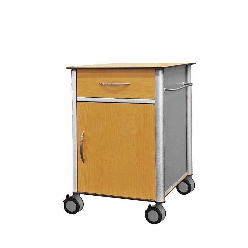 Hospital Patient bedside cabinet medical bedstand
