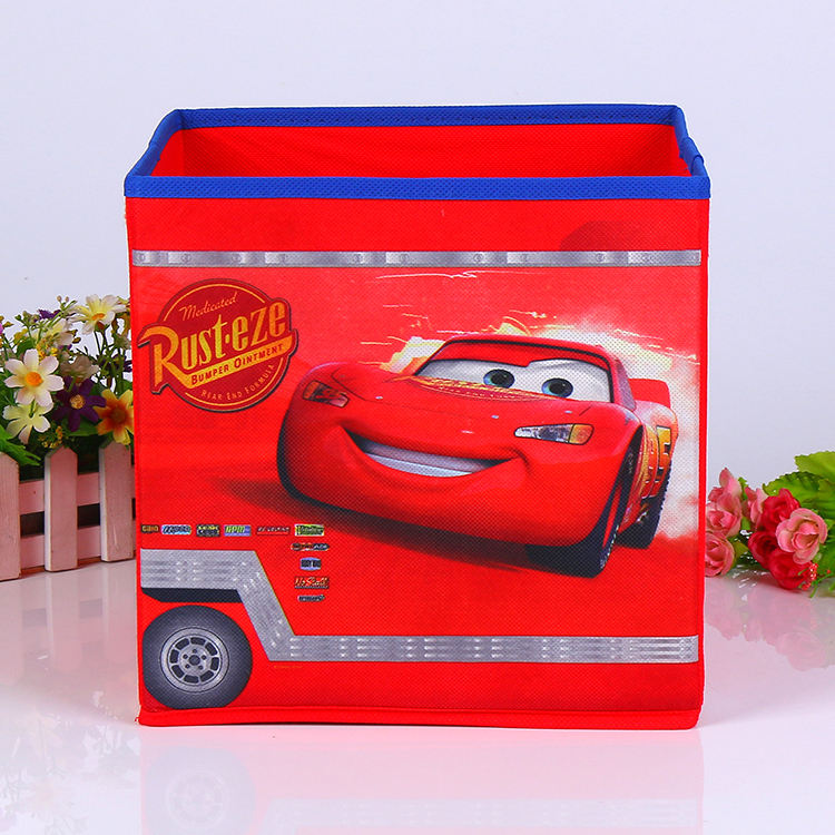 Foldable [ Storage ] Storage Boxes Bins Foldable Storage Container Storage Bin Toy Box Cubes Organizer